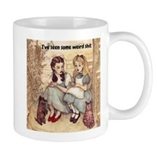 Dorothy and Alice Mugs