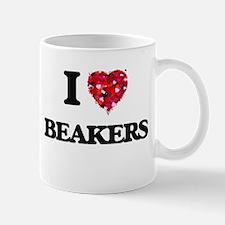 I Love Beakers Mugs