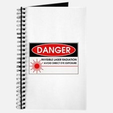 Danger, Invisible Laser Radiation Journal