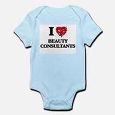 I Love Beauty Consultants Body Suit