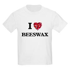 I Love Beeswax T-Shirt