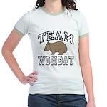 Team Wombat Jr. Ringer T-Shirt