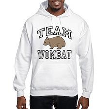 Team Wombat Hoodie