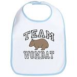 Team Wombat Bib