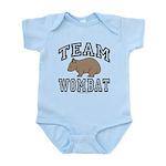 Team Wombat Infant Bodysuit
