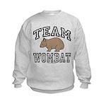 Kid's Team Wombat Sweatshirt