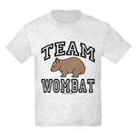 Kids Team Wombat T-Shirt Light Colored