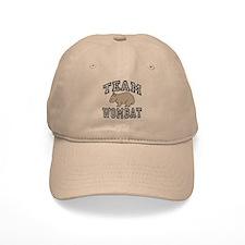 Team Wombat Baseball Cap