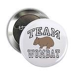 Team Wombat Button