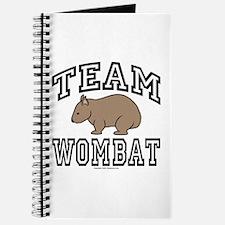 Team Wombat Journal