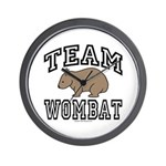 Team Wombat Clock