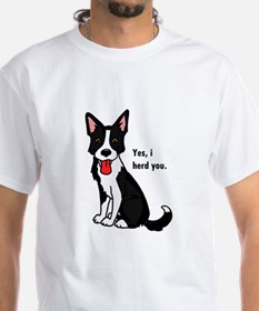 Border Collie -yes, i T-Shirt