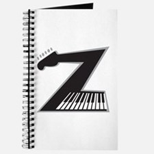 Z Guitar Piano Journal