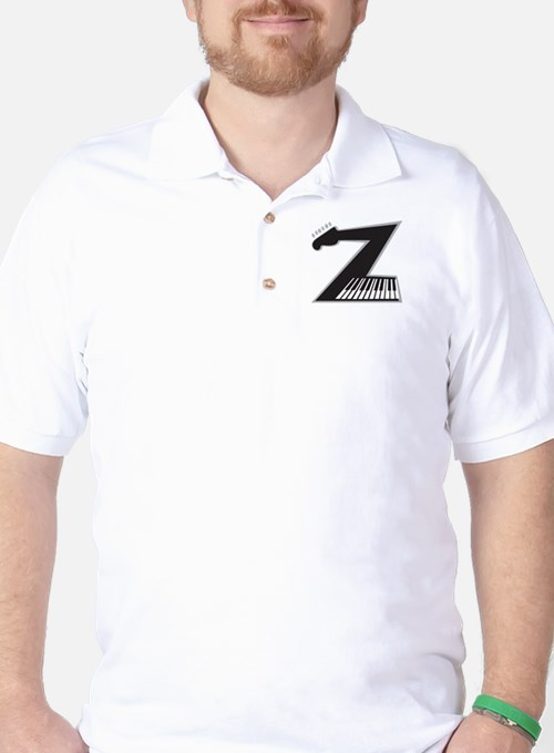Z Guitar Piano T-Shirt