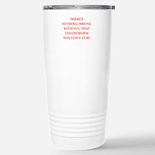 wrong Travel Mug