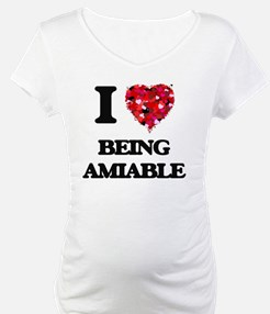 I Love Being Amiable Shirt