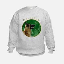 Malinois Peace Sweatshirt