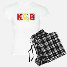 KGB Soviet Secret Police US Pajamas