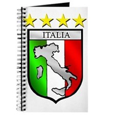 Italy flag emblem coat of arms Map Crest Journal