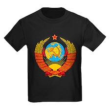 USSR Coat of Arms 15 Republic Emblem T-Shirt