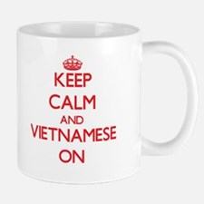 Keep Calm and Vietnamese ON Mugs