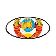 USSR Coat of Arms 15 Republic Emblem Patch