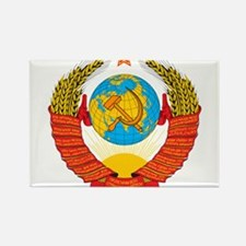 USSR Coat of Arms 15 Republic Emblem Magnets