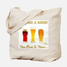 BUY ME A BEER... Tote Bag