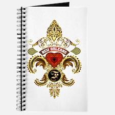 New Orleans Monogram F Journal