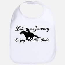 Life is a Journey, Enjoy the Ride Bib