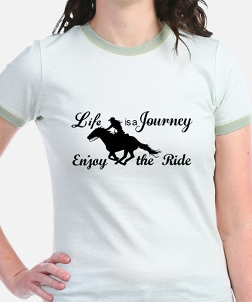 Life is a Journey, Enjoy the Ride T-Shirt
