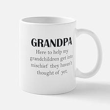 Cute Grandpa Mug