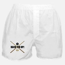 Rack 'em up Boxer Shorts
