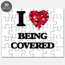 I love Being Covered Puzzle