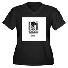 Beer 1434 Plus Size T-Shirt