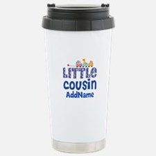 Personalized Little Cou Stainless Steel Travel Mug