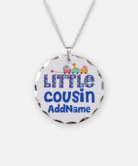 Personalized Little Cousin Necklace