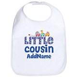Little cousin Cotton Bibs