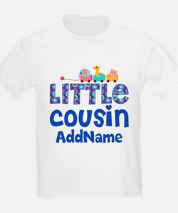Personalized Little Cousin T-Shirt