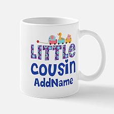 Personalized Little Cousin Mug