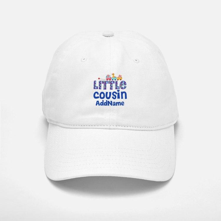Personalized Little Cousin Baseball Baseball Cap
