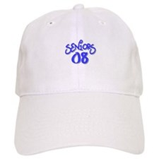 graffiti blue Baseball Cap