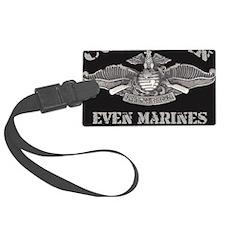 Navy Corpsman Luggage Tag