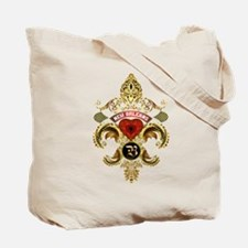 New Orleans Monogram Z Tote Bag