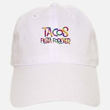 Tacos Forever Baseball Baseball Cap