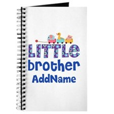 Personalized Little Brother Journal