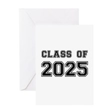 Class of 2025 Greeting Cards