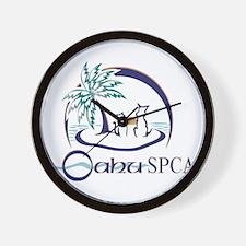 SPCA Logo Wall Clock