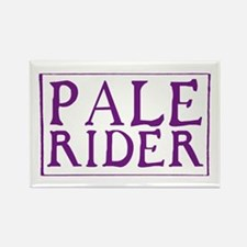 Pale Rider Rectangle Magnet Magnets
