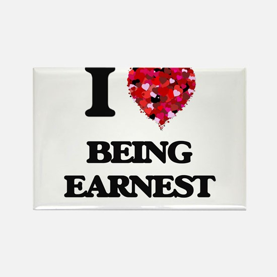 I love Being Earnest Magnets